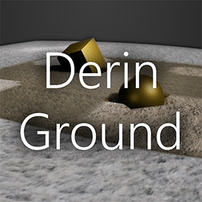 An easy to use dynamic ground toolkit for Unreal Engine 4.