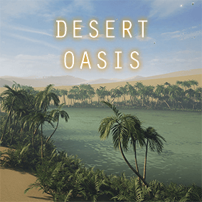 A relaxing, remote oasis in the heart of the desert.
