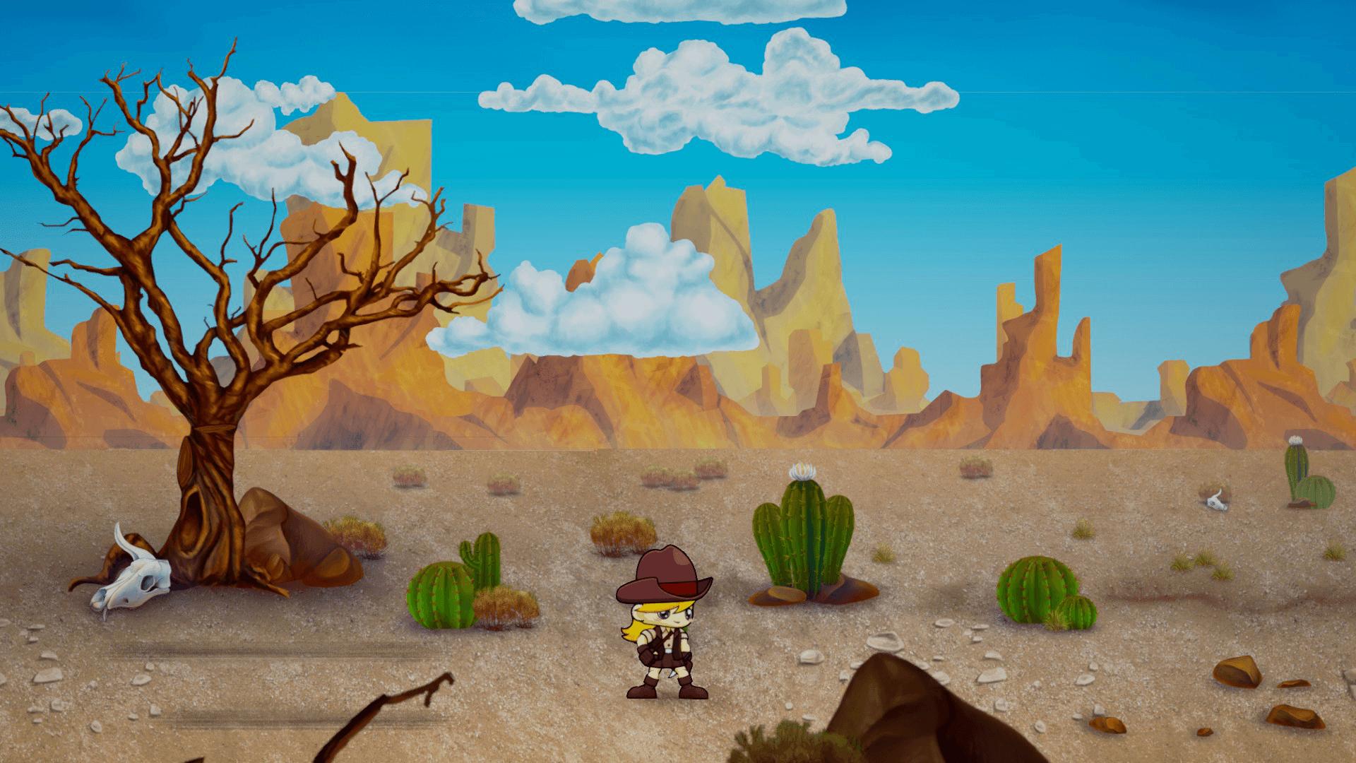 Desert 2D Platformer Pack by Games4Wonders in 2D Assets - UE4