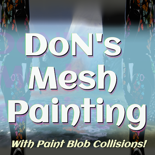 Rapidly paint visual FX on characters/landscapes/props or boost your gameplay with Paint Blob Collisions. Multiplayer support, Decal projection, multiple UV workflows all supported out-of-the-box with just one Blueprint node and a super-easy workflow.