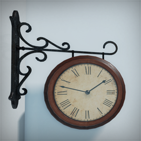 With Dynamic Clocks you can easily create dynamic and configurable clocks.