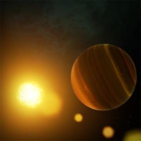 Universe Sky distortion-free multi mesh sky sphere