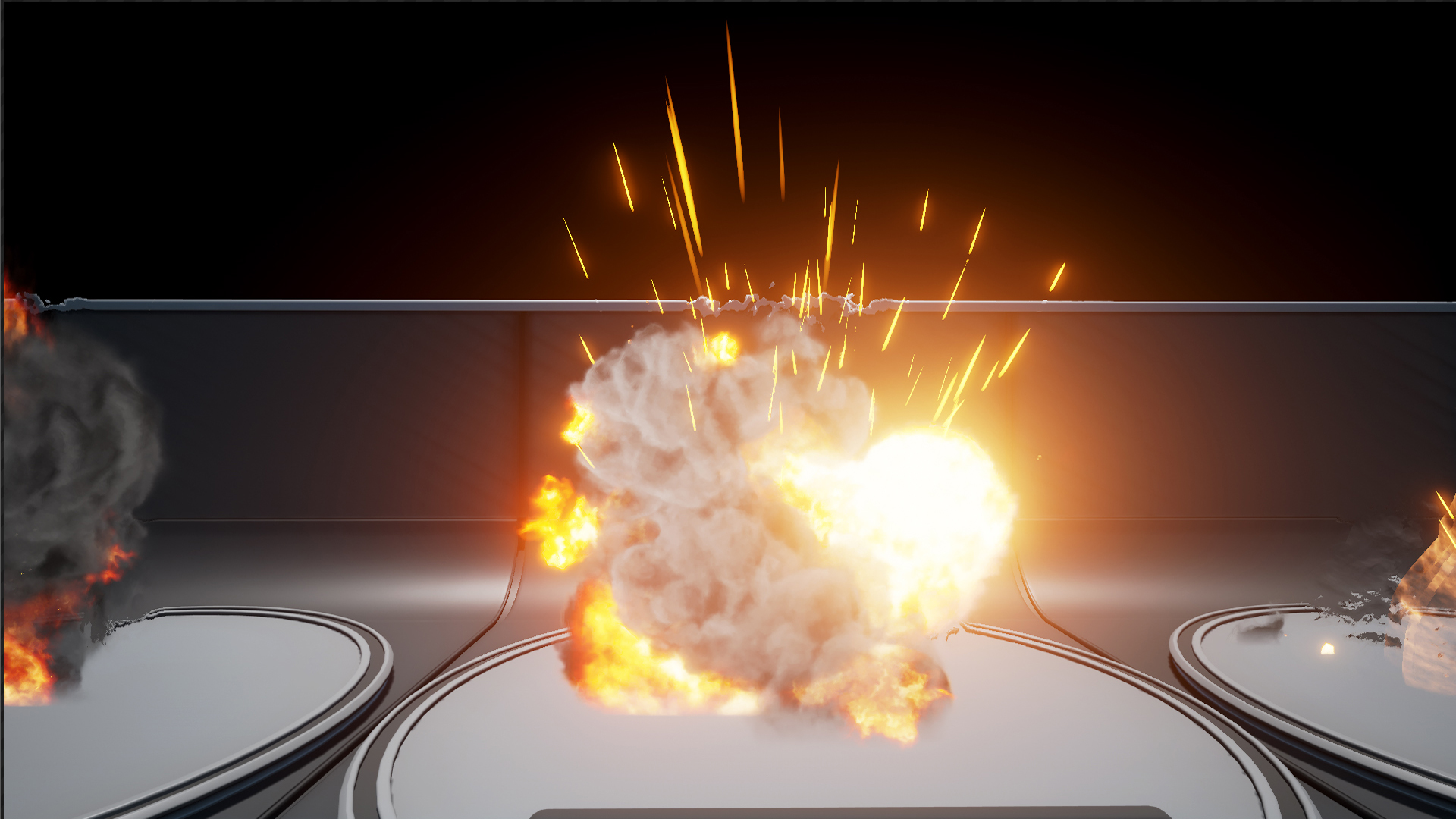 Explosions Builder