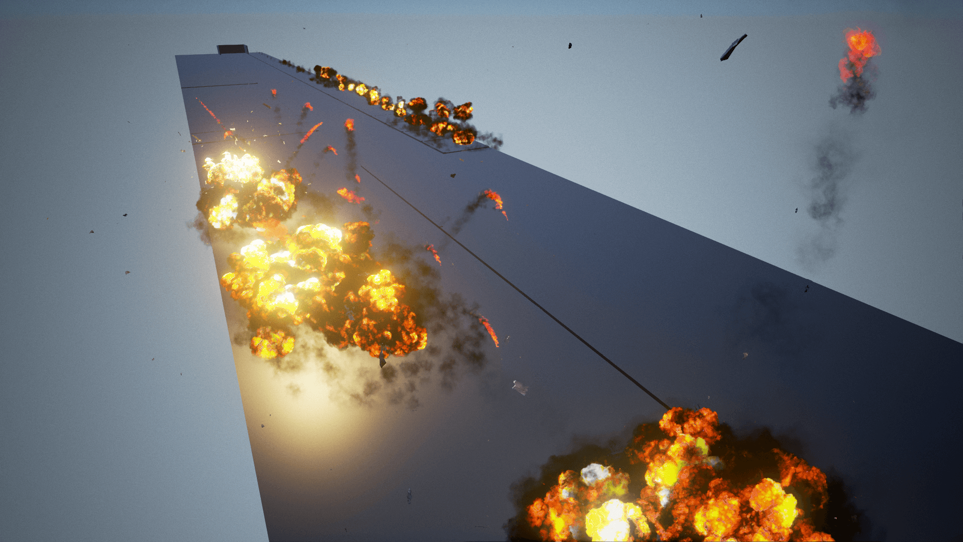 The Explosions Mega Pack By Advanced Asset Packs In Fx