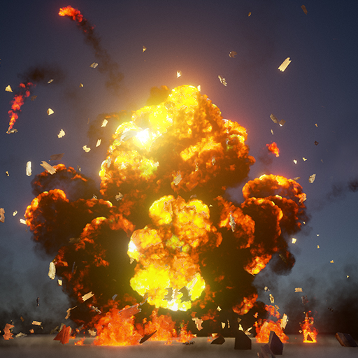 Add impressive explosions of all sizes to your project. The pack includes 48 ready to use complete Particle Systems and over 350 Particle Emitters to create your own unlimited variations.