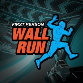 First Person Wall Run Blueprints.