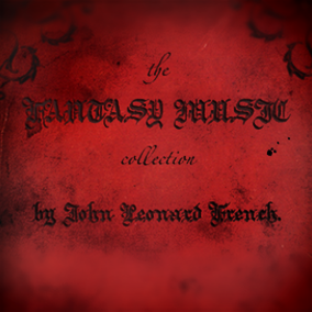The Fantasy Music Collection is a suite of 24 orchestral tracks and loops created for fantasy styled adventure games.