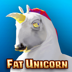 A charming mythical creature that is sure to put a smile on your face!