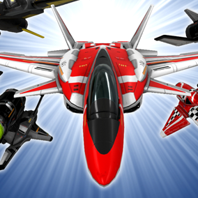 6 textured aircraft models with 6 color variations per model.