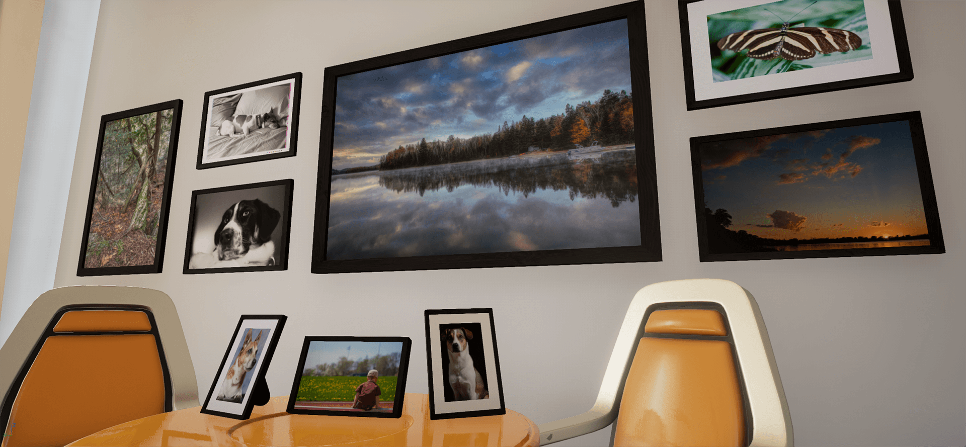 Framed Photography Pack by Scanning Reality in Props - UE4 Marketplace