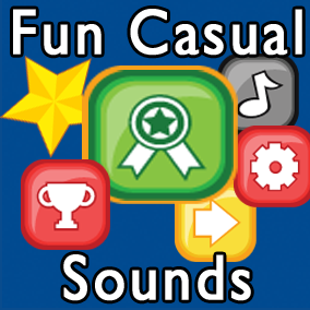 Fun Casual Sounds contains over 600 professionally designed royalty free sound effects!