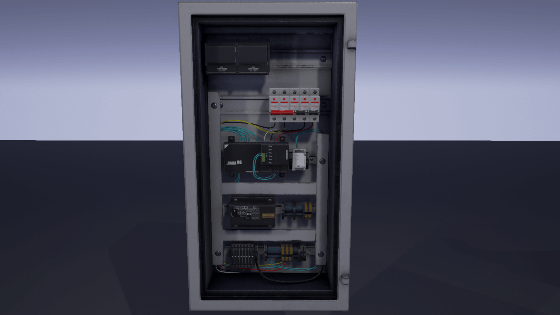 Fuse Box Pack By Hyoungjo Kim In Props Ue4 Marketplace