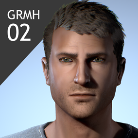 High quality realistic character, ready to be implemented on your game. Optimized for high framerates, compatible with the Epic skeleton and bundled with 3rd person template and animations from Epic.