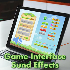 Collection of 68 excellent sound effect files for use in a lot of areas of your game.  Sound files are 48Khz, stereo.
