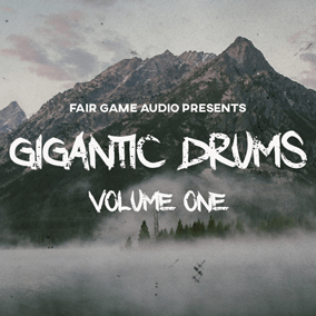 25 electronic, industrial, tribal and orchestral style drum loops meticulously created to be hard-hitting and powerful. They are perfect for fast paced action games or epic story lines and each track seamlessly loops.