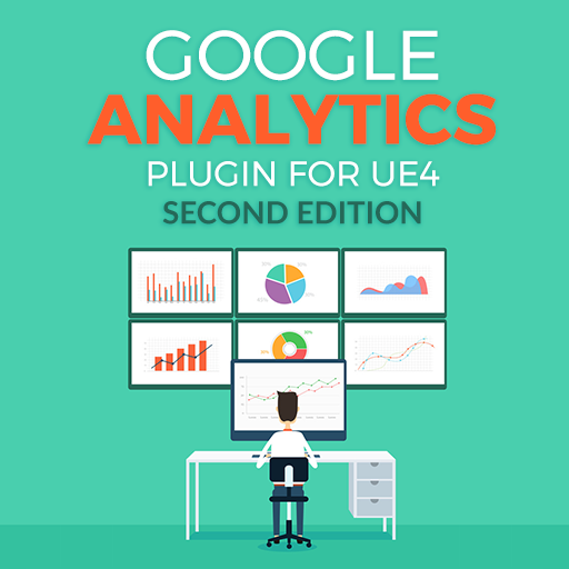 The Google Analytics Provider plugin lets you integrate out-of-the-box Google Analytics into your Unreal Engine project (compatible with all platforms).