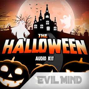 Halloween Audio Kit is a complete solution for any kind of Halloween games or apps.