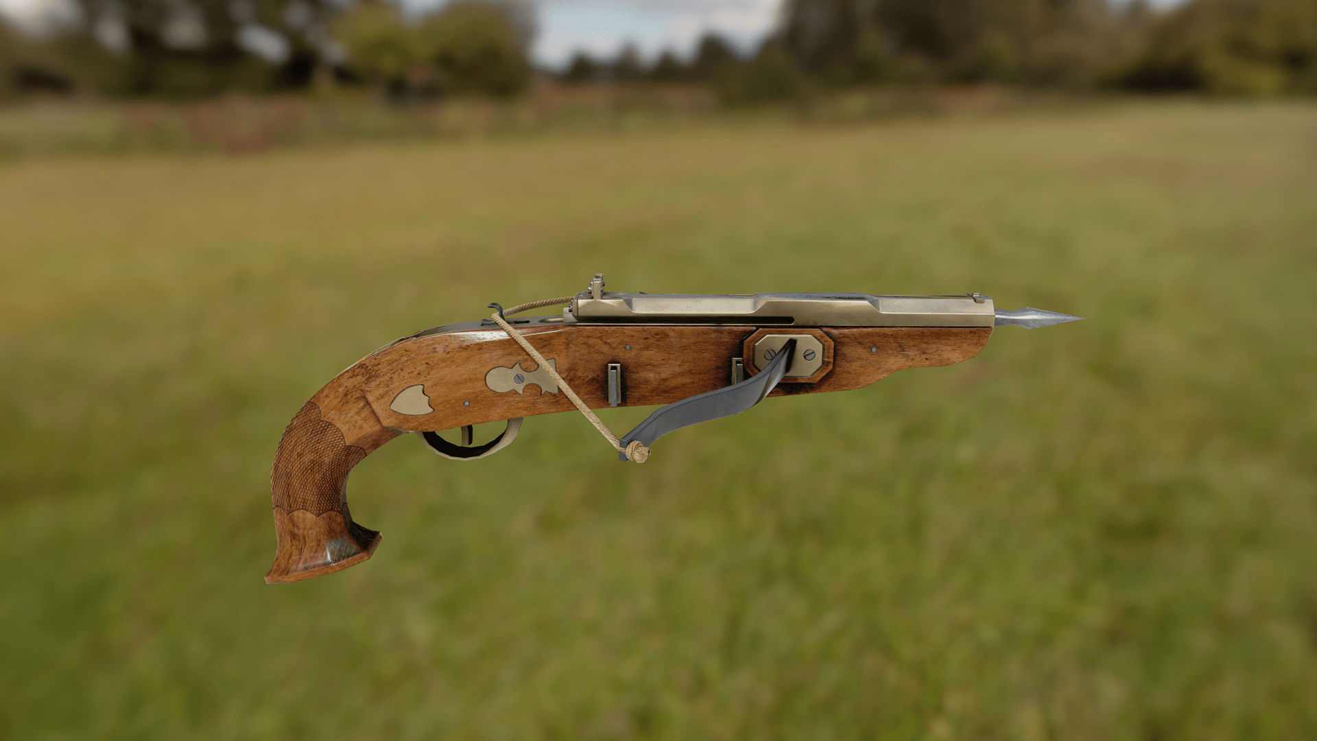 Animated Hand Crossbow by Ironbelly Studios Inc in Weapons