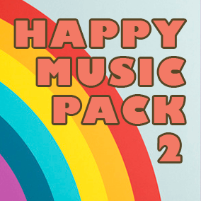 This is the sequel for the legendary happy music pack!