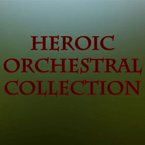 A collection of 11 cinematic orchestral tracks with a heroic and proud feeling. This music is full and lush, with beautiful harmonies and melodies played by a large orchestral forces of strings, winds, brass, and percussion.