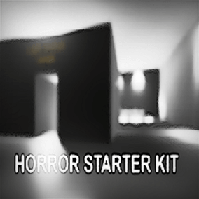 This Horror starter Kit is an ideal starting point for creating your own action horror.