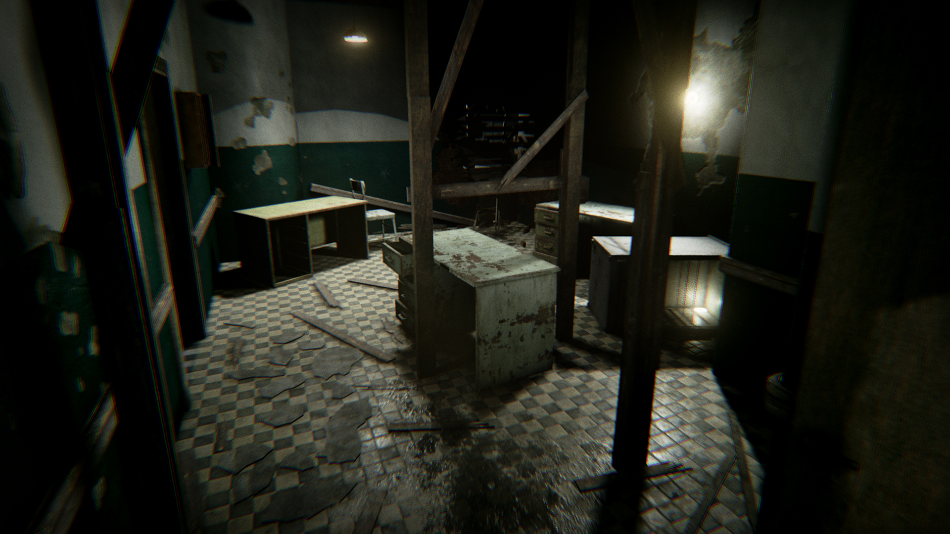 horror pack by alexander shitikov in environments   ue4