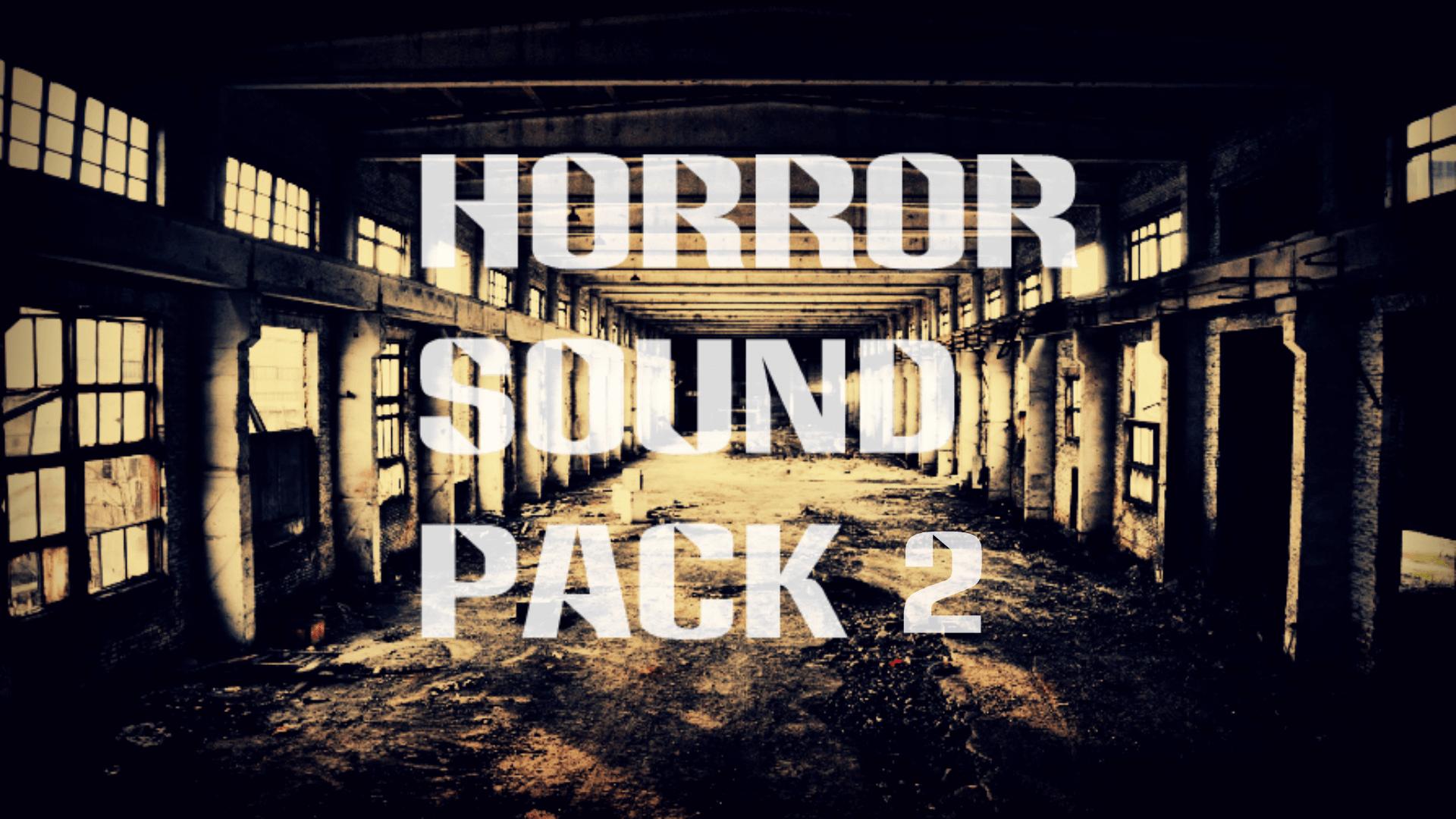 EPICDATA :: Horror Sound Pack 2