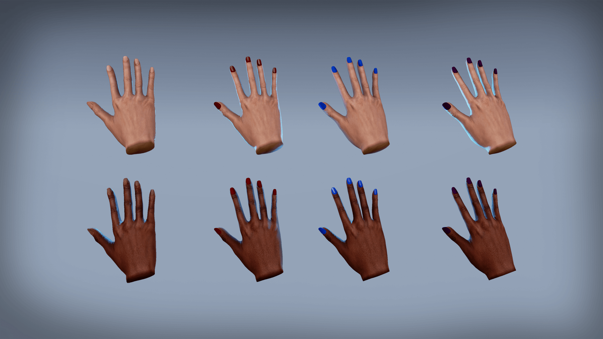Animated First Person Hands Pack by Ironbelly Studios Inc ...