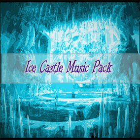 Journey through the ice plains and water dungeons in this retro puzzle and platform game inspired collection. Use the crafted scores or mix and match the loops to voyage through the icy landscape!