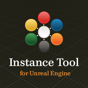 Instanced Static Mesh Editing Made Easy! Instance Tool is an editor mode plugin for Unreal Engine, it allows you to quickly select/edit/convert Instanced Static Meshes in editor viewports.