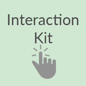 A useful pack to allow any type of interaction with anything and anyone at anytime without having to redo any of your code!