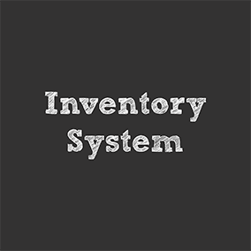 A complex Drag 'n Drop inventory system with features like crafting, a hotbar, stacking, item dropping, a datatable and more!