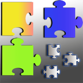 JigSaw Puzzle Template is a Blueprint based template to create your own jigsaw puzzle based games.