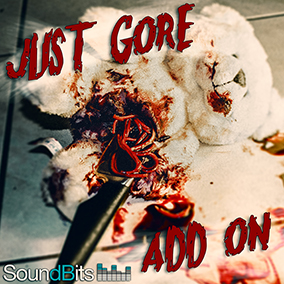 Welcome to the Just Gore | Add On. Welcome to over 790 royalty free, goregeous bone braking, blood soaking and flesh slicing Splatter SoundFX.
