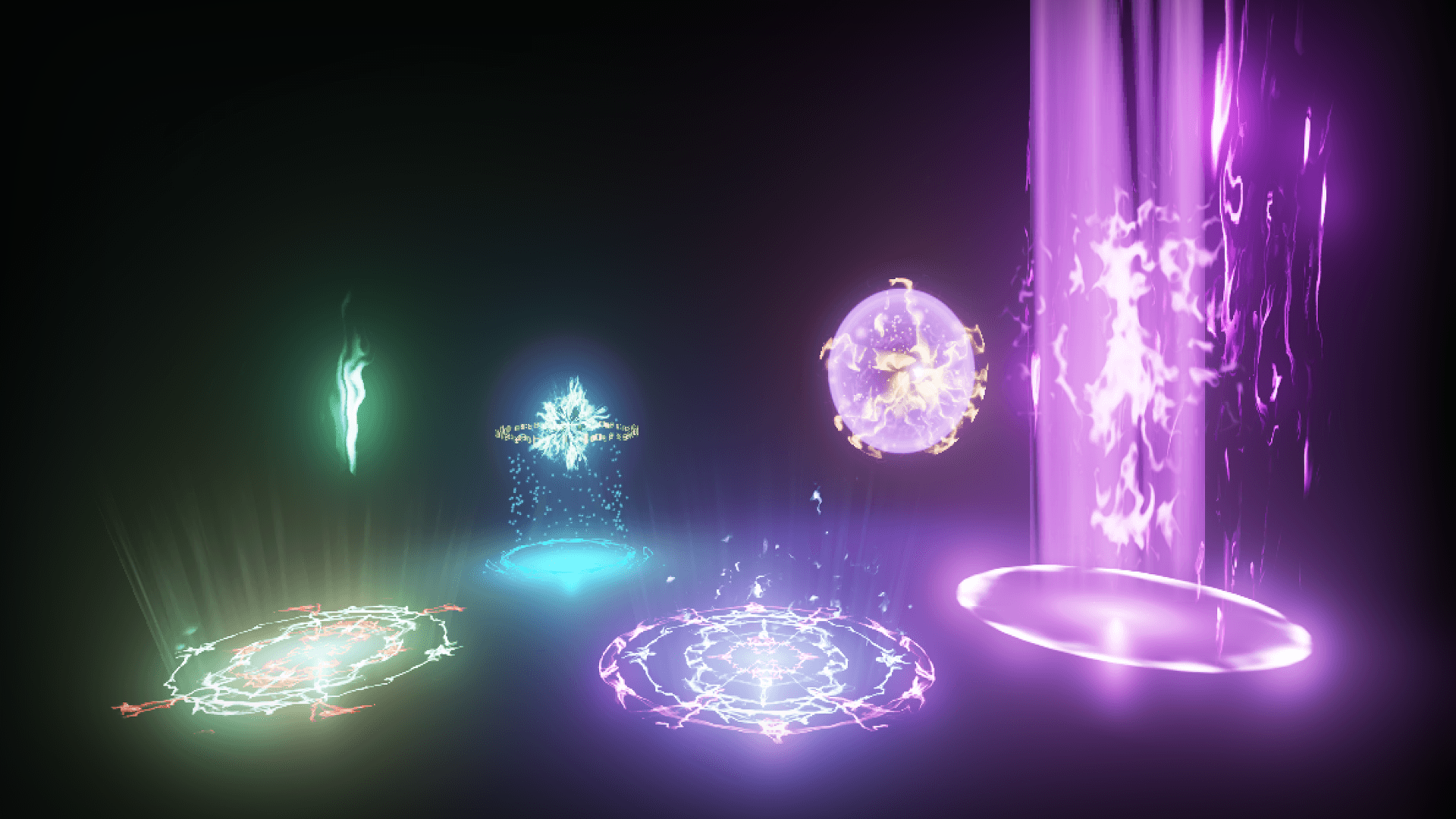 ky magic fx 04 by kakky in fx ue4 marketplace