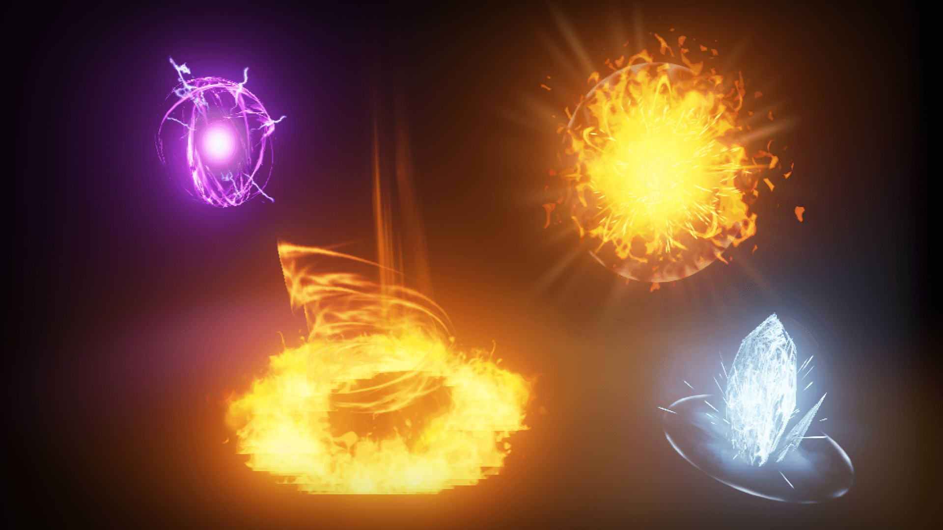 KY Magic FX 04 by Kakky in Visual Effects - UE4 Marketplace