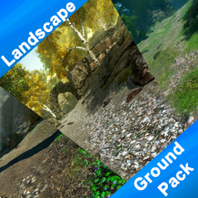 Pack contains 105, seamless high quality PBR ground textures (albedo, normal, displacment, occlusion, roughness at albedo alpha channel). This perfect tilled textures are usefull for every ground shader. High resolution 2048x2048 guarantee good quality.
