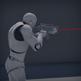 The Rangefinder displays distance to target at the default cross-hair location/center of screen. Metric and Imperial measurements are both used and can be easily customized.