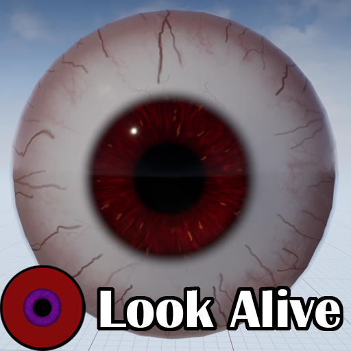 Look Alive is a plugin for adding realistic animated eyes to any actor.