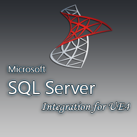 MS SQL Integration is a Plugin that lets you connect your UE4 projects with Microsoft SQL Server. Easily execute queries from Blueprints to store and retrieve data from your database.