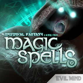 Magic Spells SFX Bundle is a complete SFX library offering many possibilities to soundtrack the magic aspect of your game.