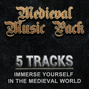 Immerse yourself in the Medieval World!