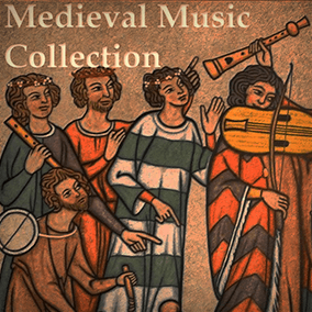 A collection of 12 original medieval music tracks with a beautiful and ancient sound that cover a wide range of emotions and moods. Additional variations and versions with endings are included for most of the tracks, making them as versatile as possible.