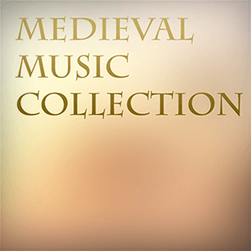 A collection of music with an ancient, renaissance, or medieval character.
