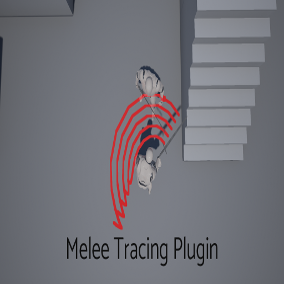 This plugin adds new tracing functionality focused on melee combat.