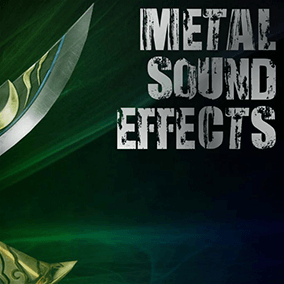 Collection of 37 metal sound effects to use in your games. Metal on metal hits, punches, metal on wood etc. Ideal for fighting situation to simulate sword combat, workshop scenes and lot more.