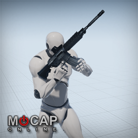 400+ Motion Capture Animations.