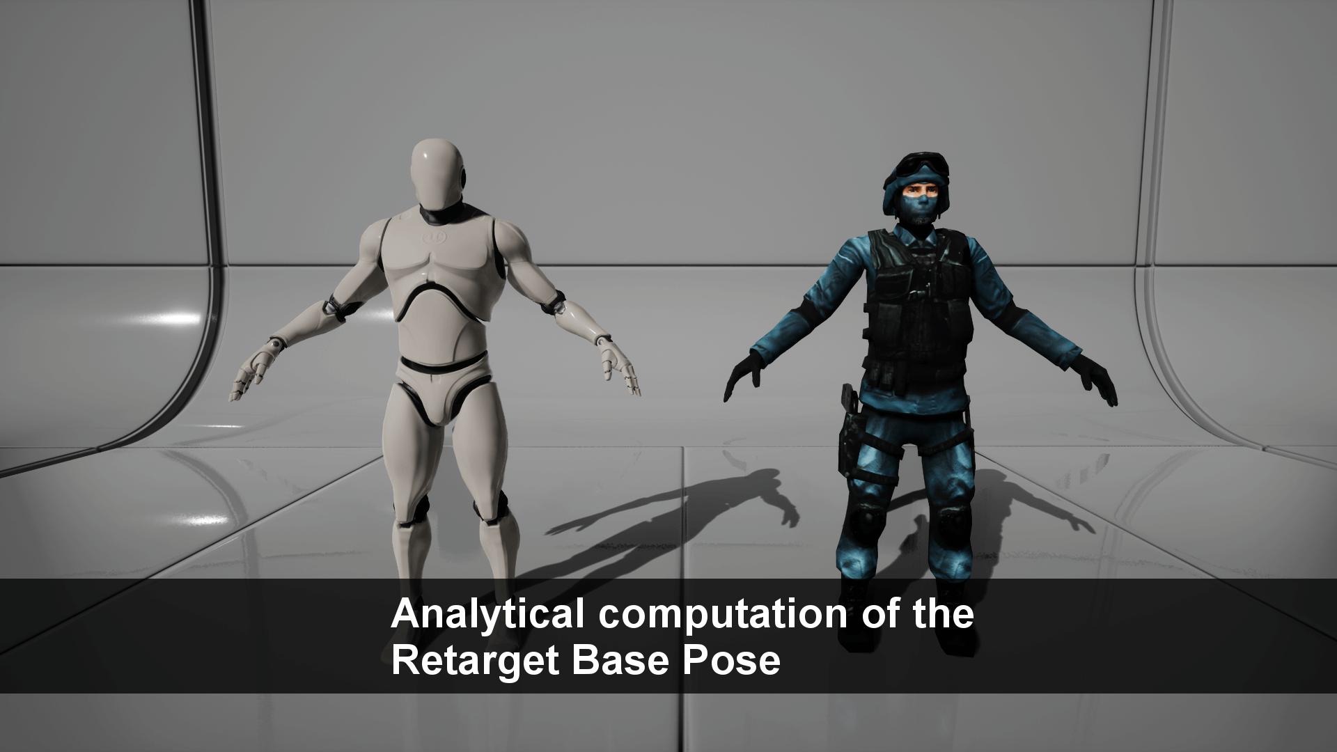 Animation Retargeting mixamo animation retargetingunamedia in code plugins