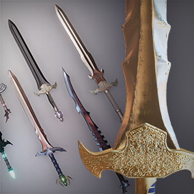 A highly customizable and easily extendable, fully modular melee weapon system.
