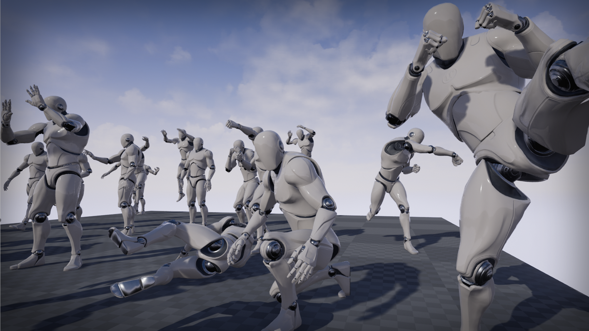 Character Design Unreal Engine 4 : Movement animset pro by kubold in animations ue marketplace